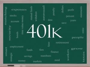 How to build your 401k plan