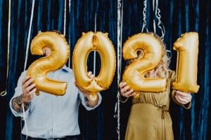 New Year Financial Resolutions for 2021